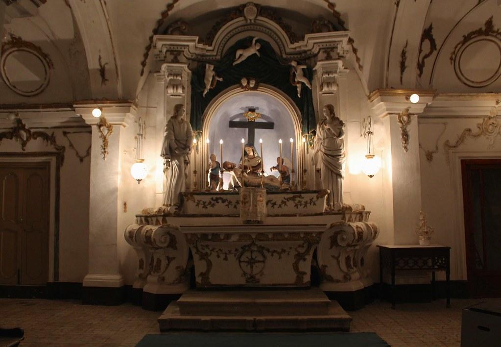 chiesa del Santissimo a Troina www.fraintesa.it