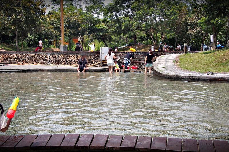5桃米親水公園(桃米生態區戲水池)