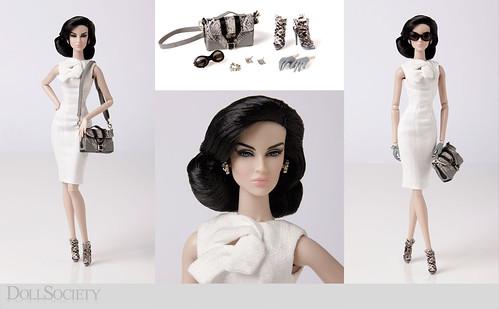 The 5th W Club Doll of 2014, Rare Appearance Dania...