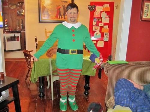Jonny Elf