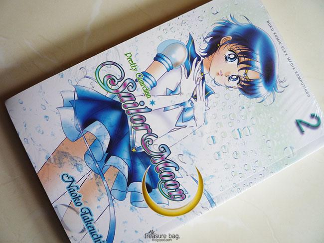 Book Stores Reunion_Sailormoon