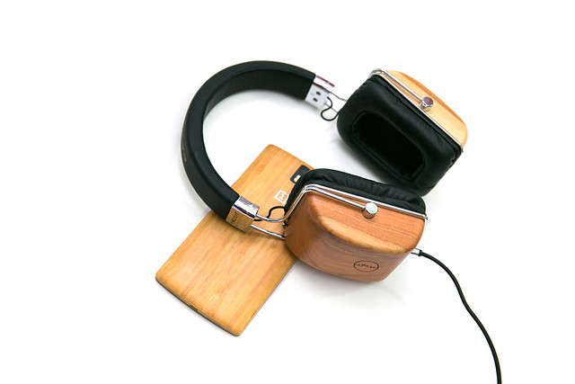 [邀稿開箱] 不一樣的耳機感受 – IN2UIT I500B 原木材質 x 混合式靜電耳機 @3C 達人廖阿輝
