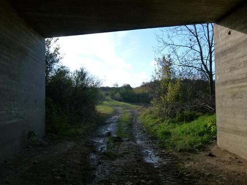 A4 Feldwegunterführung östl. Göttern Nov. 2014_009
