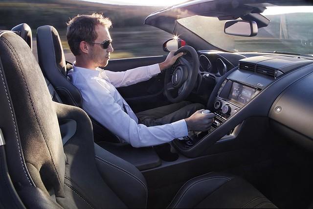 Jaguar F-TYPE 2015