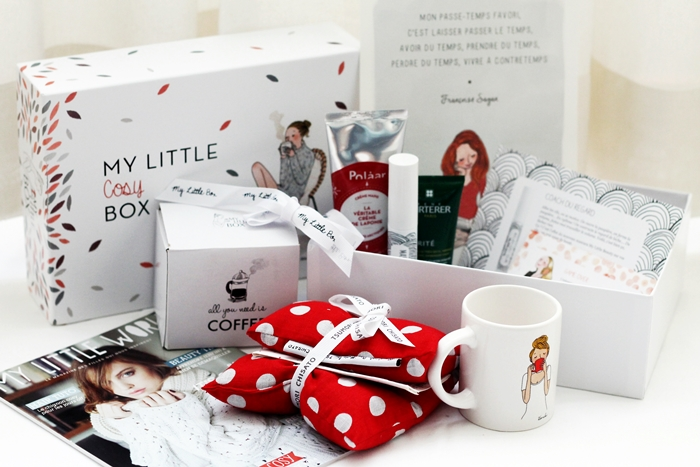 My Little Box Novembre 2014, My Little Box, My Little Paris, Beauty Box, French Beauty Box, My Little Beauty, Réné Furterer, Polaar