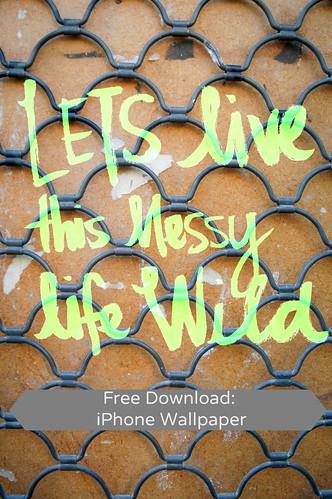 livin life messy webimage