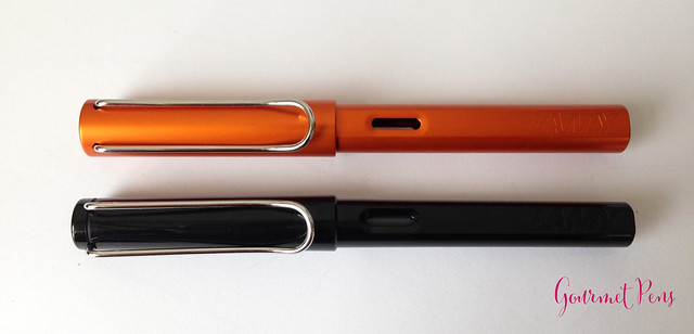 Review Lamy Al-Star LE Copperorange Fountain Pen @Fontoplum0 @AppelboomLaren @Lamy @LamyUSA (4)