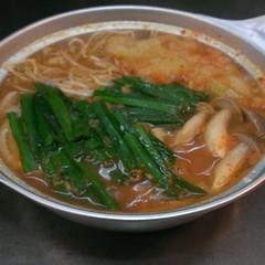 jjigae(0.0), kimchi jjigae(0.0), kuy teav(0.0), noodle(1.0), bãºn bã² huế(1.0), lamian(1.0), noodle soup(1.0), food(1.0), dish(1.0), haejangguk(1.0), laksa(1.0), soup(1.0), cuisine(1.0), nabemono(1.0),
