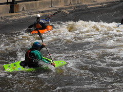 canoe slalom(0.0), sea kayak(0.0), vehicle(1.0), sports(1.0), rapid(1.0), river(1.0), kayak(1.0), boating(1.0), extreme sport(1.0), water sport(1.0), kayaking(1.0), whitewater kayaking(1.0), watercraft(1.0), canoeing(1.0), boat(1.0), paddle(1.0),
