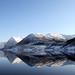 Kjøsnesfjorden i Jølstravatn -|- Lake reflection by 彡erlingsi