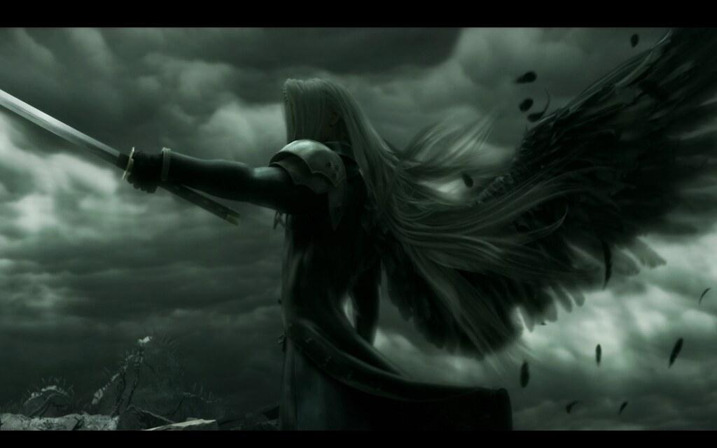 Ffviiac Sephiroth Wallpaper By Hollow Darklight Markus Ala