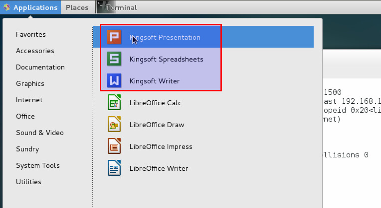 How to install Kingsoft Office on Linux - Ask Xmodulo