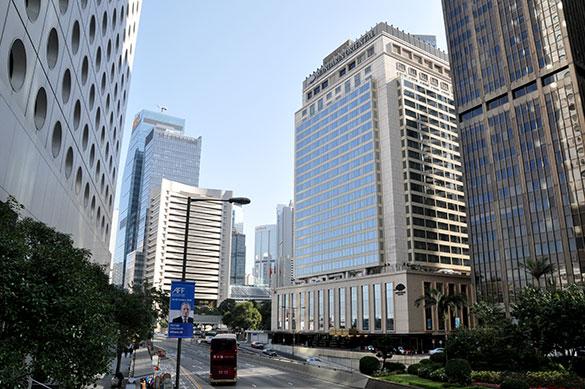 マンダリン・オリエンタル香港