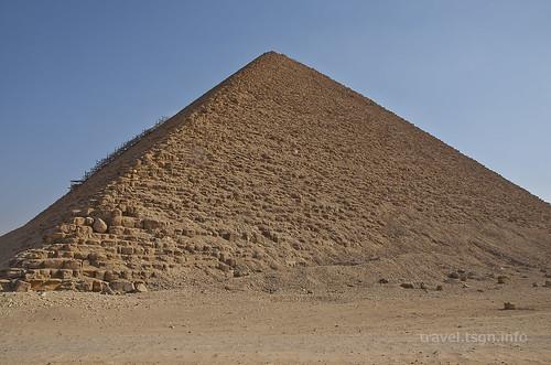 【写真】2014 世界一周 : 屈折ピラミッド、赤ピラミッド/2021-01-07/PICT7062