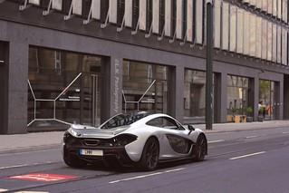 Again ... McLaren P1 ( Nr. 230 / 375 )