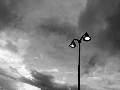 3-30-2014, 89/365, Light Pole