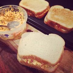 lunch, breakfast, baking, baked goods, food, dish, cuisine, toast,