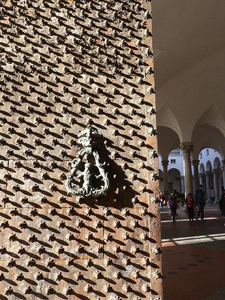 porte palais ducal