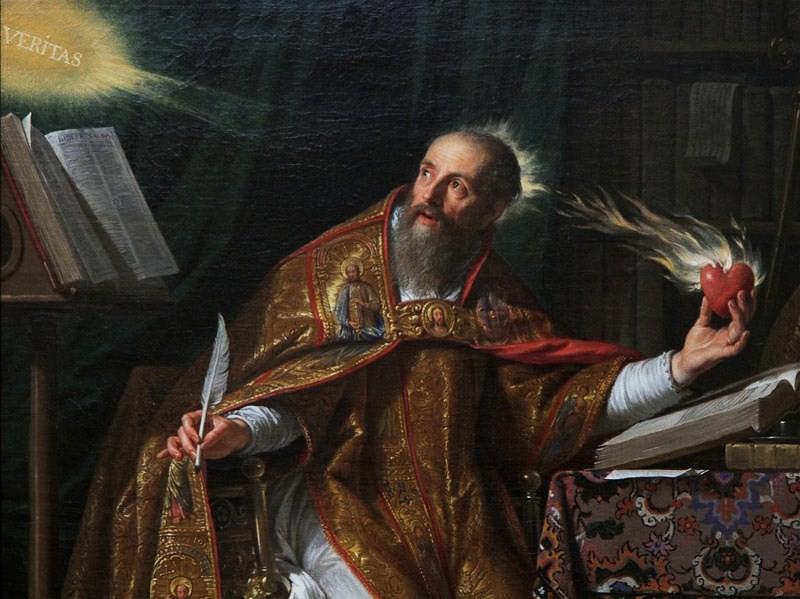 Triết Học Kitô Giáo Của Thánh Augustine