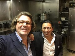 Chez Omar, Christophe Dousteyssier and Brian Solis