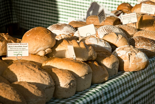 Redbournbury Mill Bread Shop Jan 2015
