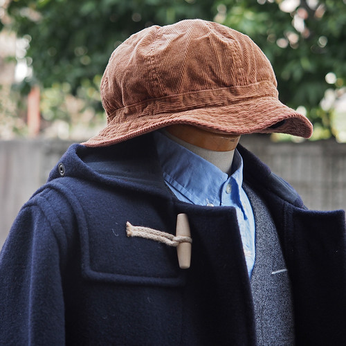 Five Brother / Corduroy Boonie Hat