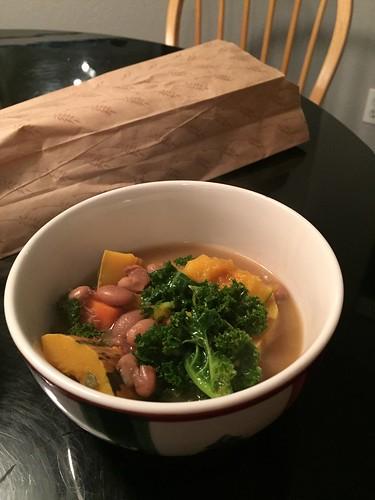 Fresh Veggie Soup