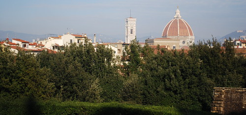 Il Duomo Da Boboli
