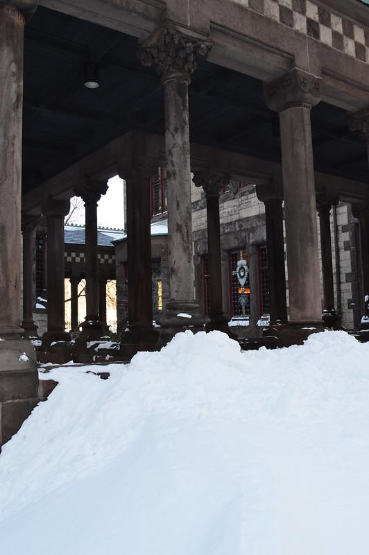 Boston post Blizzard