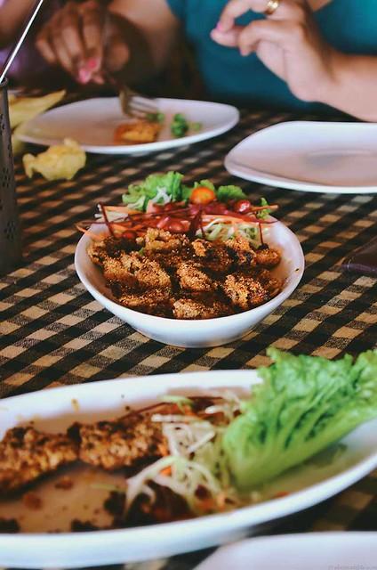Goa - Goan Sea Food   A Brown Table
