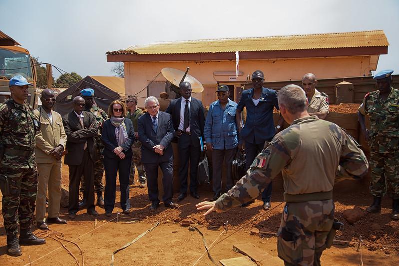 Maintien de la paix dans le monde - Les FAR en République Centrafricaine - RCA (MINUSCA) - Page 2 16333015189_0c26fc2534_c