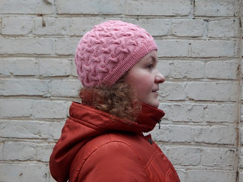шапка розовая2