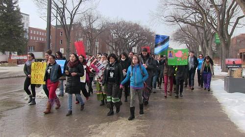 Campus Memorial March
