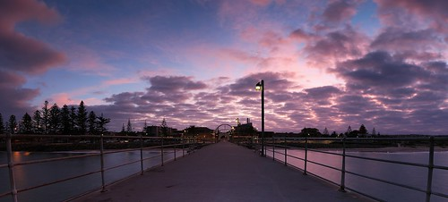 morning light sky panorama beach water clouds sunrise canon skyscape dawn pier brighton long exposure flat jetty south australia filter lee nd adelaide l waterscape