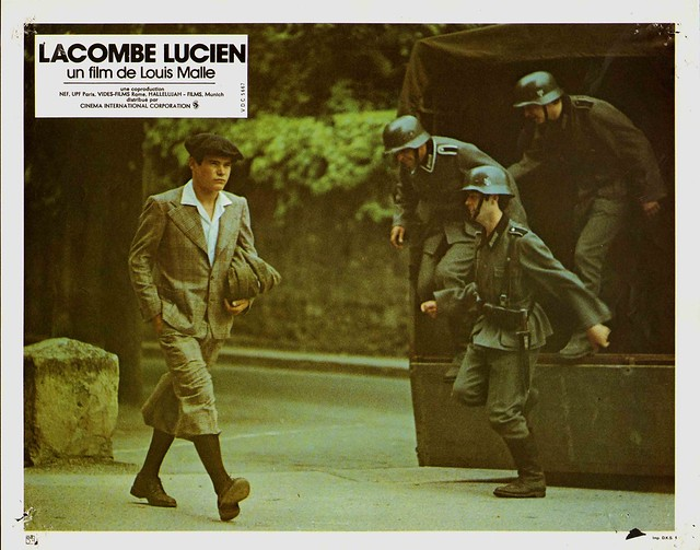 1974 LACOMBE LUCIEN. Louis Malle