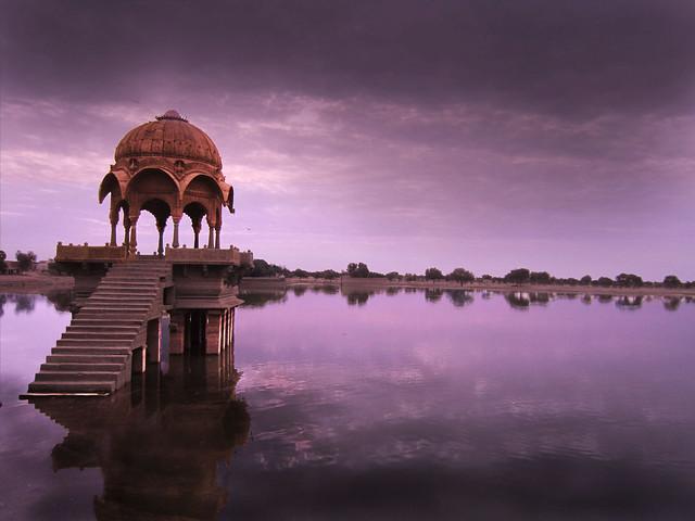 Lac Piccola India Rajasthan