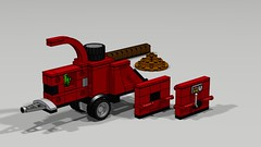 LEGO Woodchipper