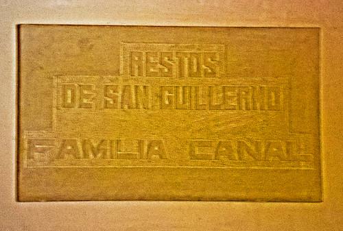 restos de San Guillermo