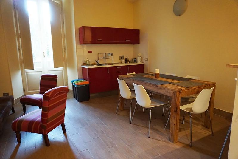 Common area - Beehive Hostel Rome