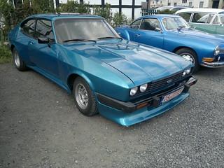 Ford Capri 3.0 Turbo, MK III, Mod. 1079