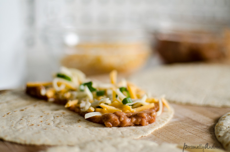 Easy Four Ingredient Quesadillas