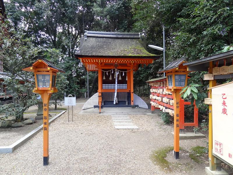 荒見神社(Arami-jinja Shrine) / 御霊社