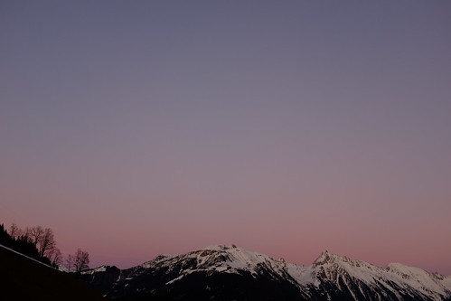 sunset alps austria mayrhofen finkenberg bluemoment astegg x100t