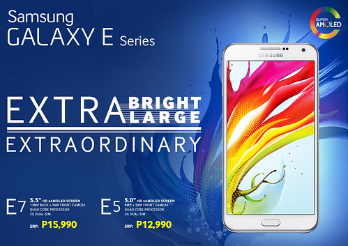 Galaxy E Series