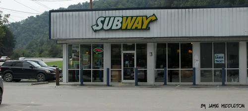 Subway -- Robinson Creek, Kentucky