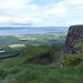 Binevenagh cliff slumps