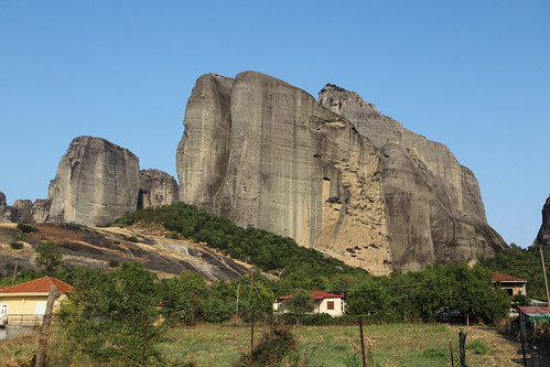greece monastery balkan meteora