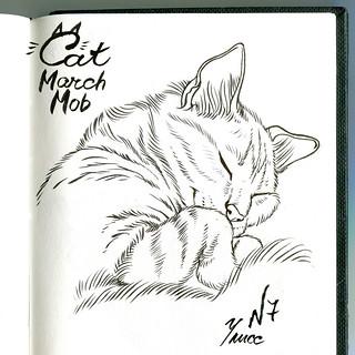 CatMarchMob07