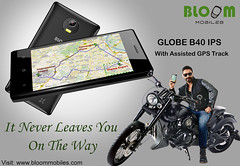 Bloom Mobiles With AGPS