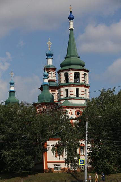 Krestovozdvizhensky (Holy Cross) Church